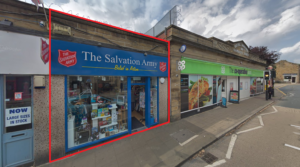 Salvation Army, Unit 1, 2 Low Lane, Birstall, West Yorkshire